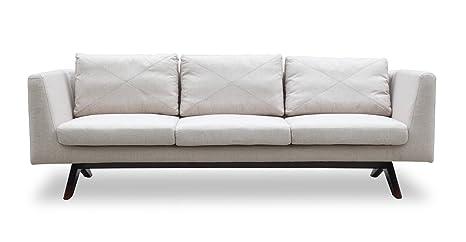 Amazon.com: kardiel Catherine midcentury moderno sofá de 3 ...