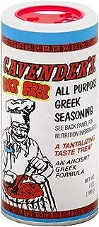 product image for Cavender's SALT FREE All Purpose Greek Seasoning - 7 oz