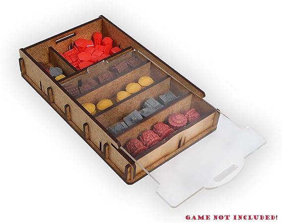 docsmagic.de Organizer Insert for Tapestry Box - Encarte: Amazon.es: Juguetes y juegos