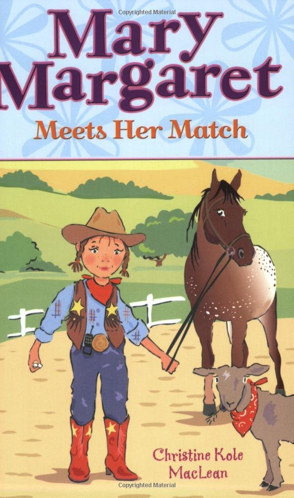 Mary Margaret Meets Her Match (Mary Margaret (Paperback)) pdf epub