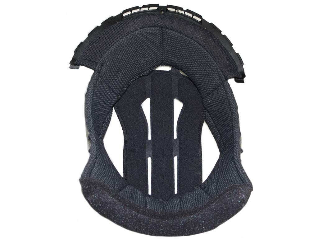 Shoei RF-1200 Center Pad XL13 Street Motorcycle Helmet Accessories - Black/X-Large 01-70506