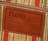 Floto Parma Leather Duffle Bag / Travel Bag For Sale