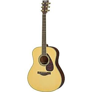 Yamaha LL6 - Natural Acoustic Guitar