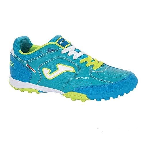 Joma - Zapatillas de fútbol Sala para Hombre Azul Turchese 39: Amazon.es: Zapatos y complementos