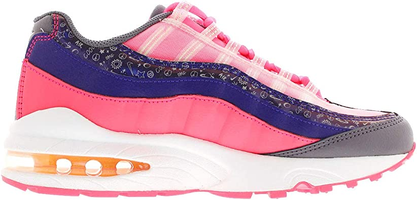 good looking lower price with running shoes Amazon.com | Nike Air Max 95 (gs) Big Kids Ci9933-500 Girls | Sneakers