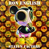 img - for Status Factory: The Art of Ron English book / textbook / text book