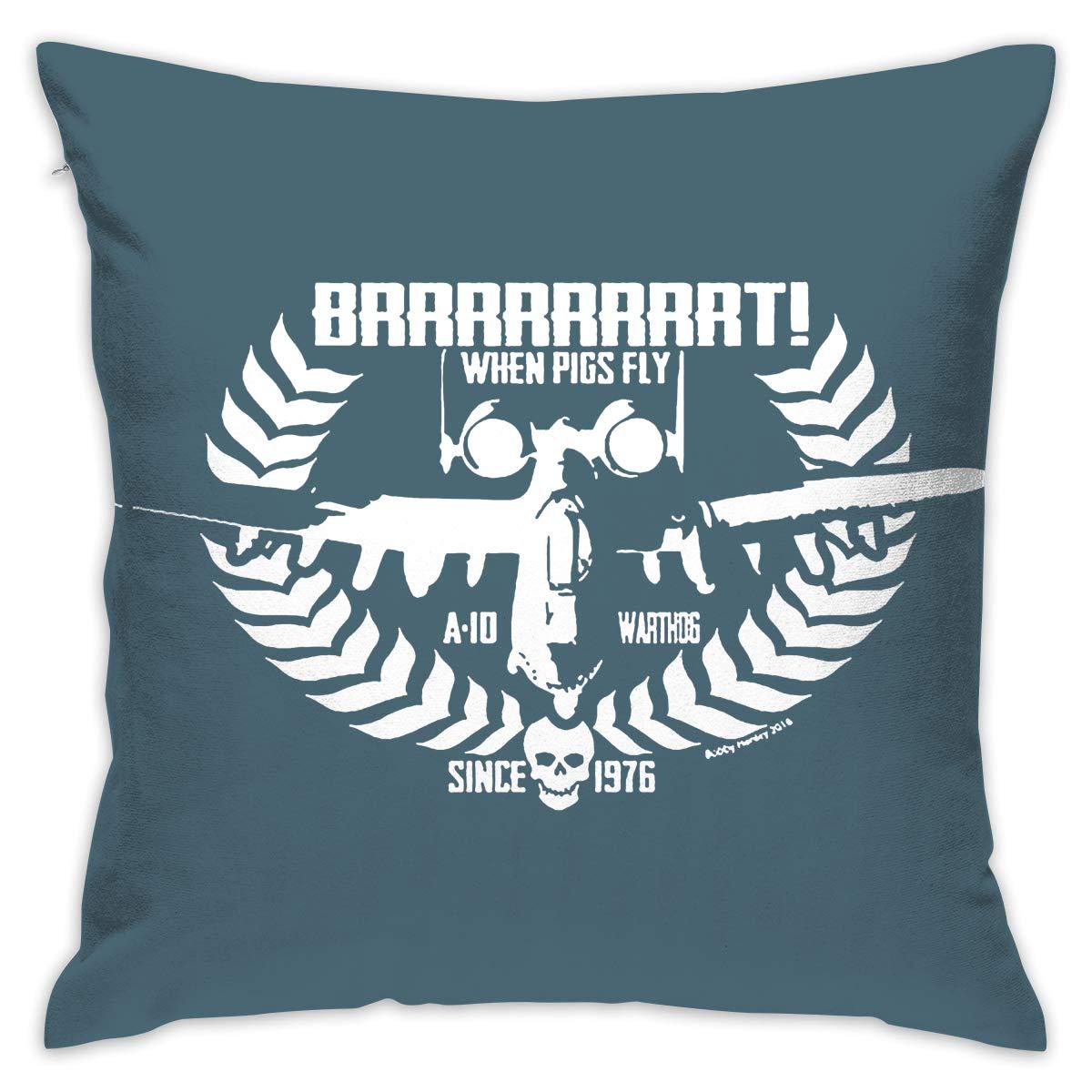 Amazon.com: Create Magic - Warthog Since 1976 Throw Pillow ...