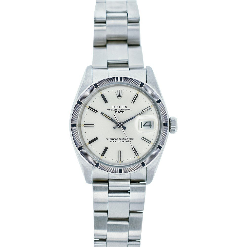 Rolex Date automatic-self-wind mens Watch 1501 (Certified Pre-owned)