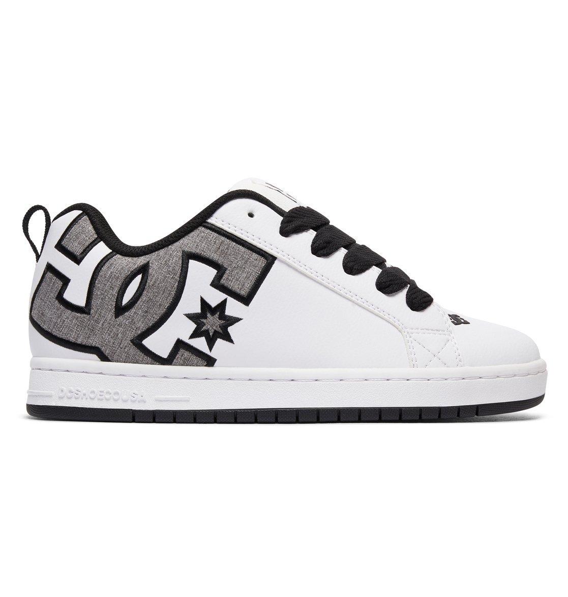 DC Shoes Mens Court Graffik SE Fashion Trainer