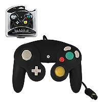 Control para Wii y GameCube Negro