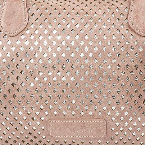 Fritzi Da Preußen Bag Herminia, Colore: Rosa Antico