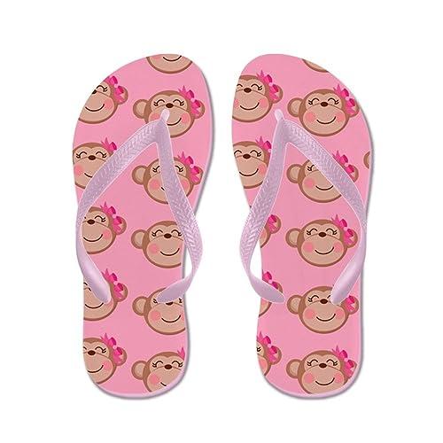 84f6bffc6 lplpol Mono Chanclas para niños Adultos Unisex Zapatos de Playa Sandalias  Piscina Fiesta Zapatillas Negro Rosa Azul Cinturón para elegido  Amazon.es   ...