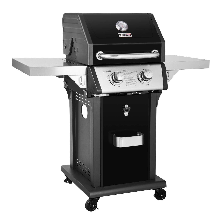 Royal Gourmet 2-Burner Patio Propane Gas Grill