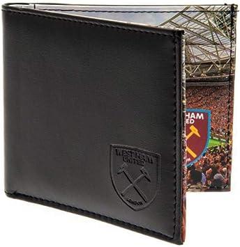 West Ham United FC Wallet (Leather Stadium)