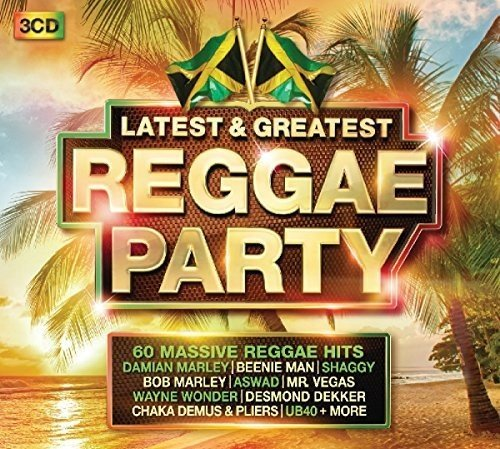 VA - Latest And Greatest Reggae Party - 3CD - FLAC - 2016 - NBFLAC Download