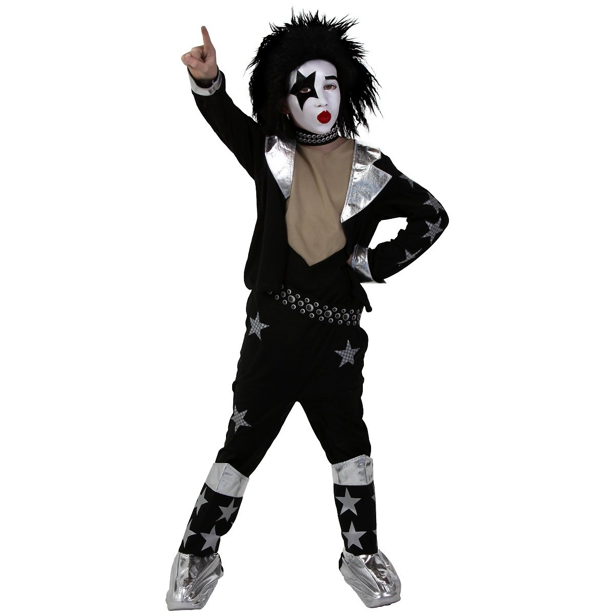 Boys' KISS Starchild Costume