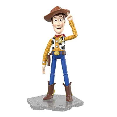 Bandai Hobby Cinema-Rise Standard Sheriff Woody Toy Story: Toys & Games