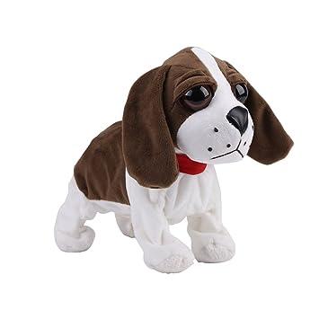 Spielzeug Elektrisch Spielzeug Hund Plüsch Funktion Interaktive Kinder Stofftier Haustier