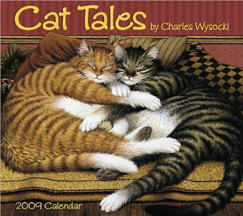 Cat Tales 2009 Calendar