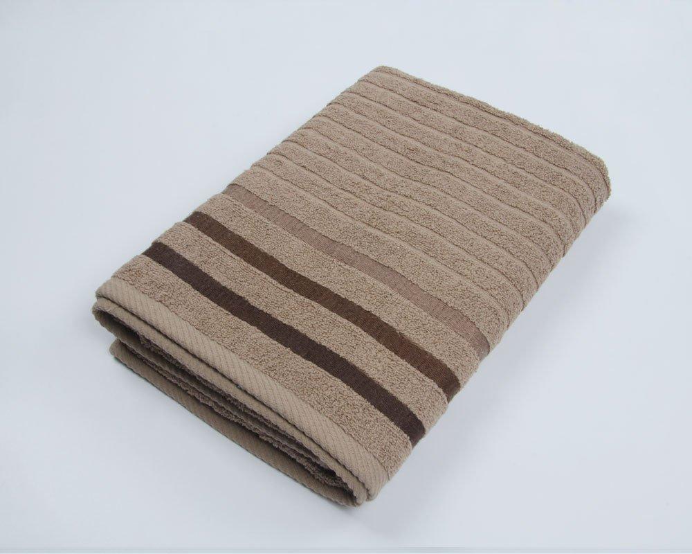 Winthome Toalla Ducha de Algodón Toalla de baño de alta calidad 27x54 (2 pack, café): Amazon.es: Deportes y aire libre