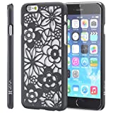 iPhone 6/6s Case - VENA [TACT] slim Fit Hard Flower Design Pattern Cover for Apple iPhone 6/6s (4.7