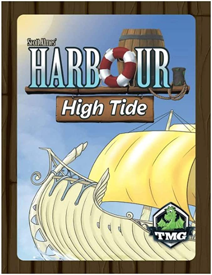 Harbour Board Game *NEW* **FAST SHIP**