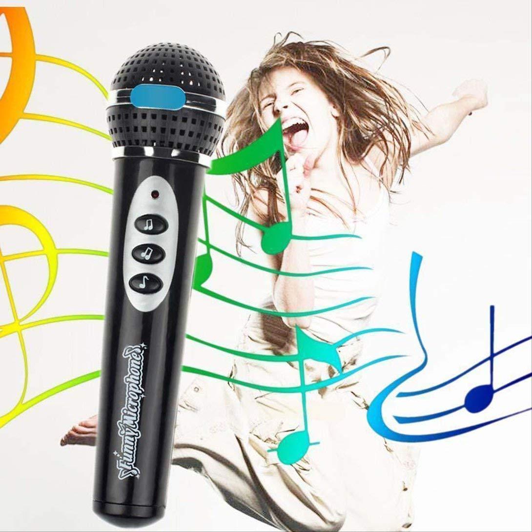 Swiftswan Bambini Ragazze Ragazzi Microfono Mic Karaoke Cantare Bambini Divertenti Regali di Giocattoli Musicali