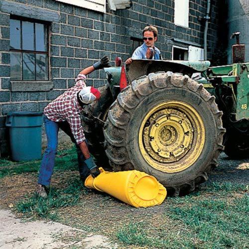 Rubbermaid Brute FG264360 Cubo de basura red capacidad de 166.5 l