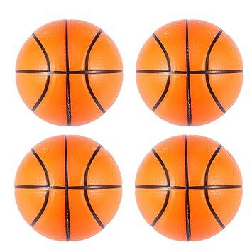 Amosfun 8 Unids Pelota de Baloncesto Mini Deporte Suave ...