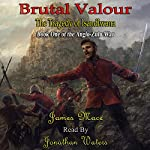 Brutal Valour: The Tragedy of Isandlwana: The Anglo-Zulu War, Book 1 | James Mace