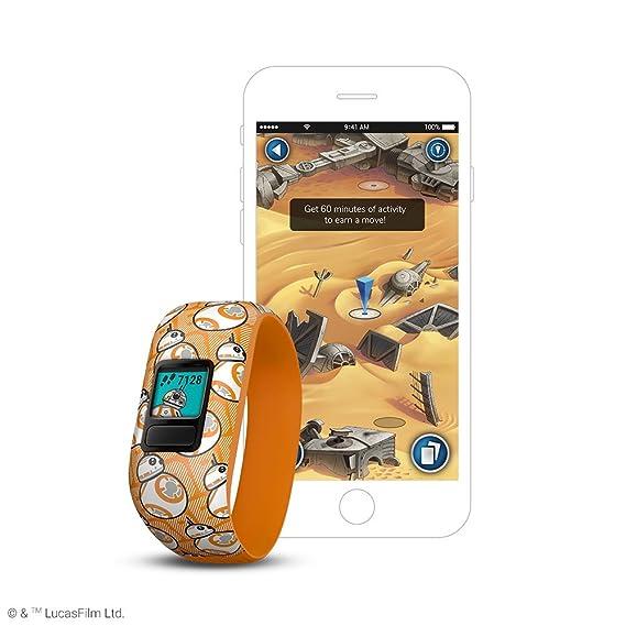 Garmin Vivofit Jr 2 Kids Fitness Activity Tracker Star Wars BB 8