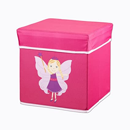 Almacenamiento Y Caja Para Juguete De Asiento HEIWY2D9