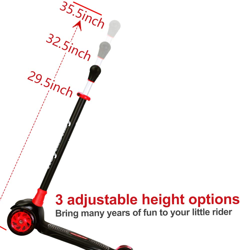 Dazzler Adjustable Scooter