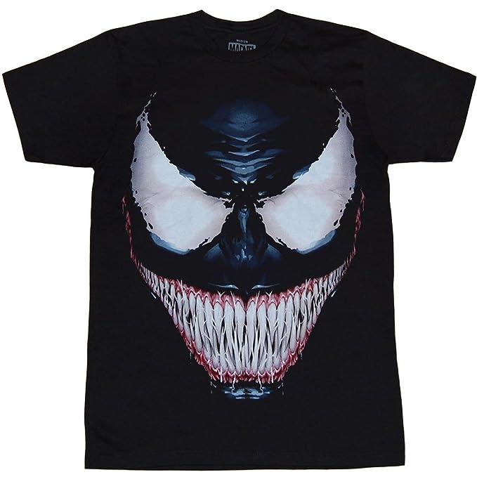dfcf1ac7 Impact Venom Sinister Smile T-Shirt-Small: Amazon.ca: Clothing ...