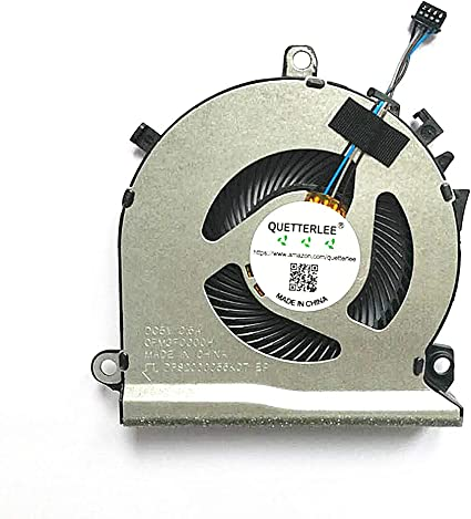One Click Components New Replacement CPU Cooling Fan for HP Pavilion 15-P115NA K1Q45EA#ABU/