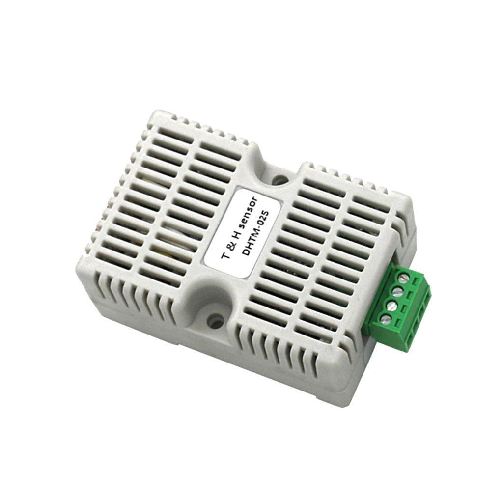 Baoblaze Temperature Humidity Sensor Detection Module Voltage Linear Output 0-5V, Operating Voltage DC 12~24V