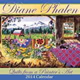 img - for Quilts From A Painter's Art 2014 Calendar book / textbook / text book