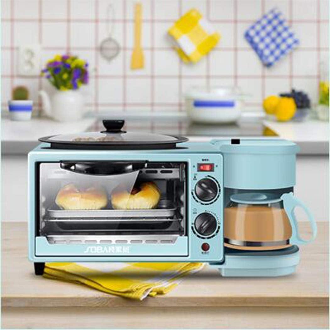 AZLLY Inicio Máquina Desayuno, Tres en Uno automática máquina de ...
