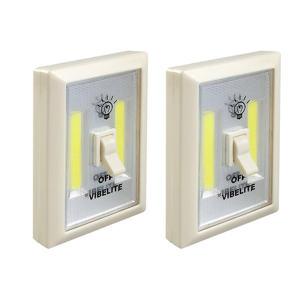 Kitchen Cabinet Light Switch