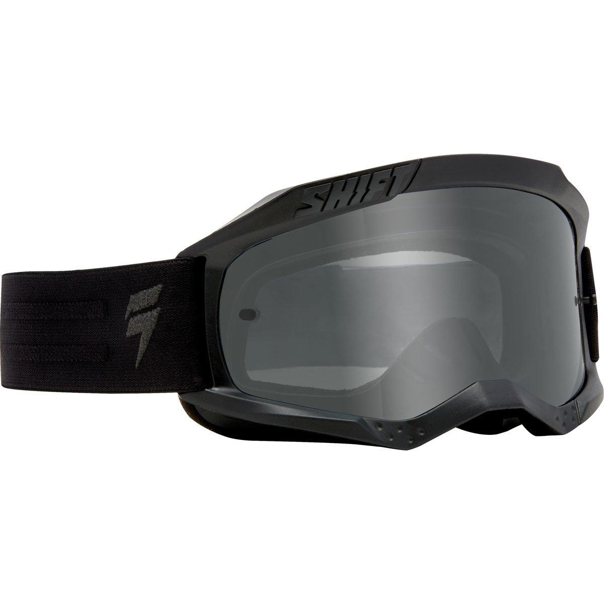 Shift White Label Goggle-Black/Grey