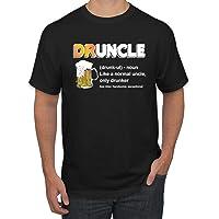 Wild Bobby Drunkle | Funny Drunk Uncle Definition Normal But Drunker | Mens Drinking...