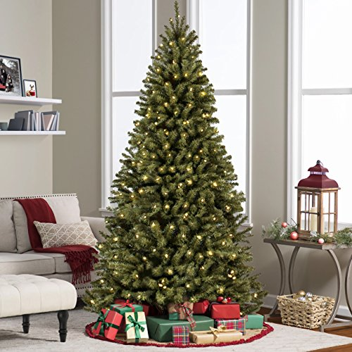Our pre-lit Christmas Trees are unmatched in quality and design, available in a variety of shapes and styles, and pre-strung with glowing LED lights.
