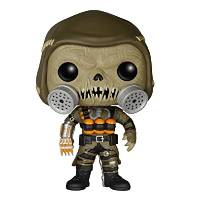 Funko Batman: Arkham Knight - Scarecrow POP! Action Figure: Funko Pop! Heroes:: Toys & Games
