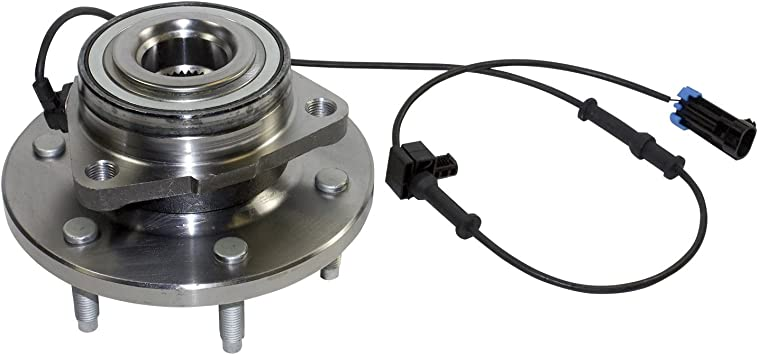 GMB 720-0021 Wheel Bearing Hub Assembly