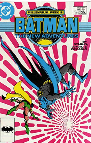 Batman #415 VF/NM ; DC comic book