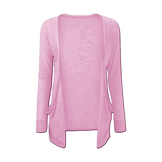 5f59ce9964d A2Z 4 Kids Kids Girls Plain Open Boyfriend Cardigan Long Sleeves Fashion  Top Age 2-13 Years