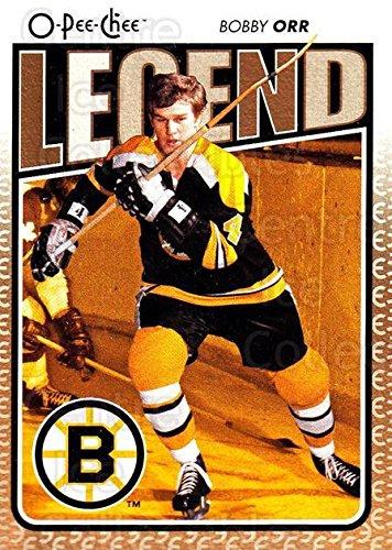 (CI) Bobby Orr Hockey Card 2009-10 O-pee-chee (base) 586 Bobby Orr