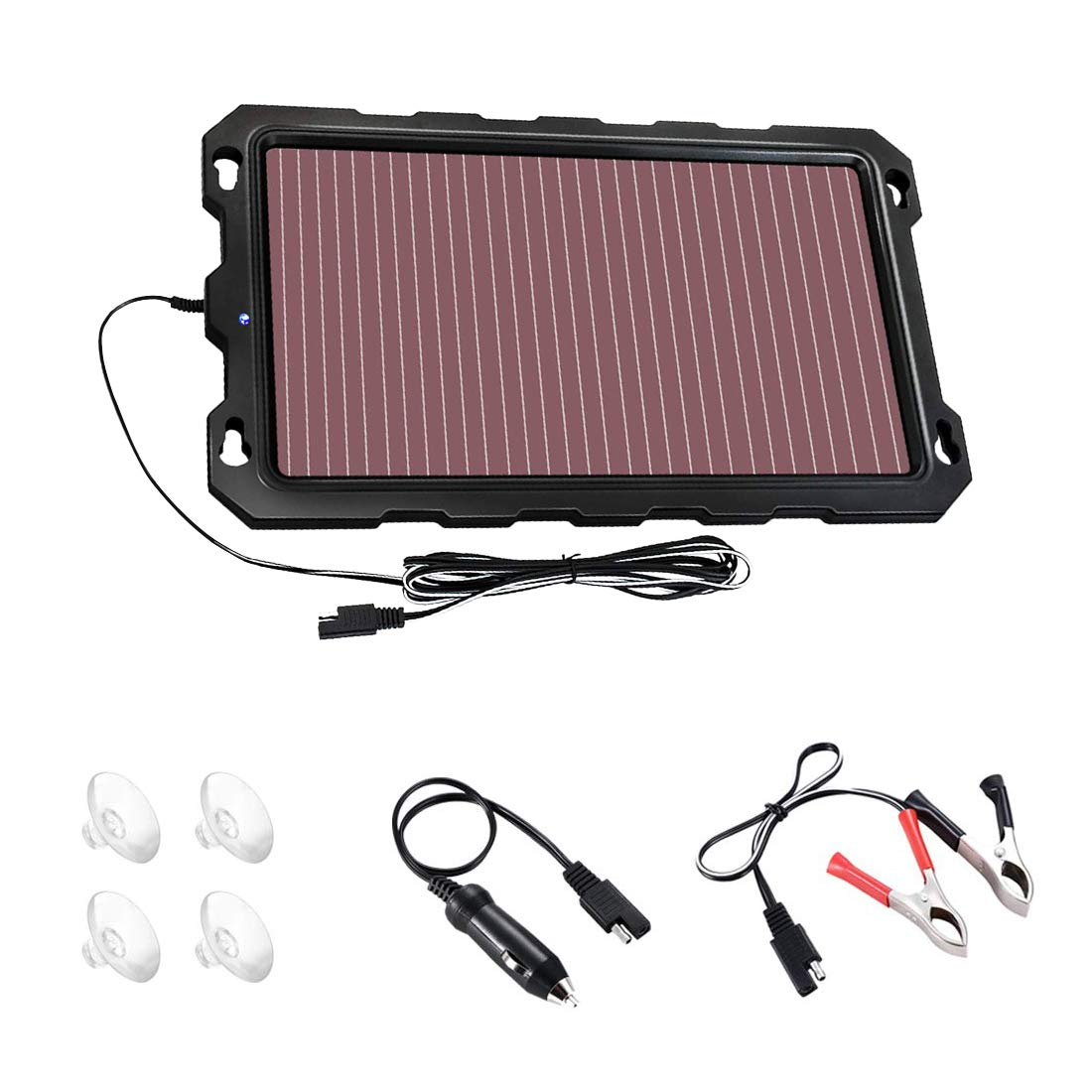 ZEAL LIFE Solar Battery Charger by ZEAL LIFE