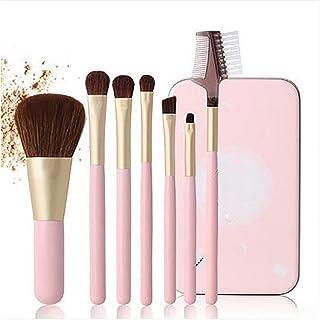 GUO Maquillage de beauté Pinceaux de maquillage 7 ensembles