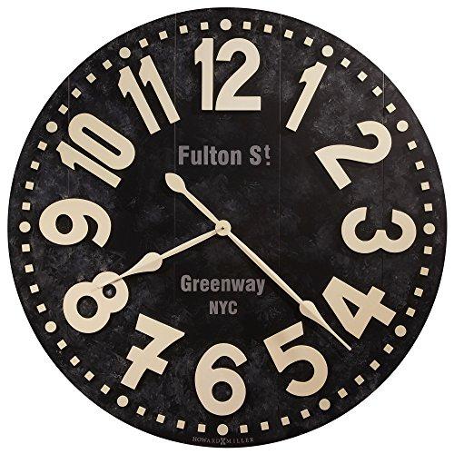 Howard Miller Fulton Street Clock